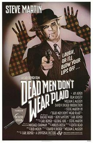 Dead Men Don't Wear Plaid - Theatrical poster