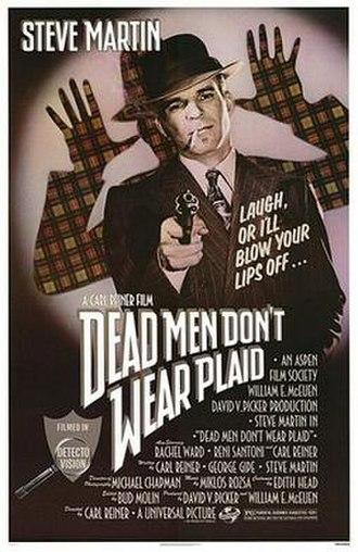Dead Men Don't Wear Plaid - Theatrical poster