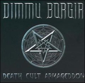 Death Cult Armageddon - Image: Death Cult Armageddon alternate cover