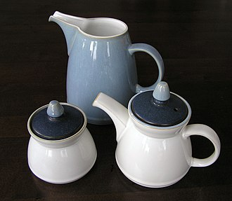 Denby Pottery Company - Denbyware from the Blue Jetty range