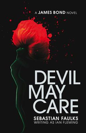 Devil May Care (Faulks novel) - First edition cover, published by Penguin Books