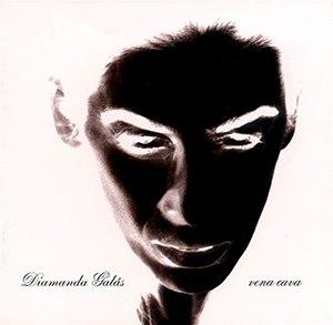 Vena Cava (album) - Image: Diamanda Galas Vena Cava