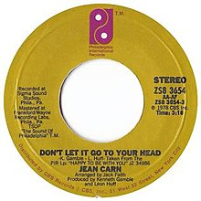 Don't Let It Go to Your Head (Jean Carne song).jpg