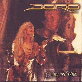 Calling the Wild - Image: Doro calling the wild US