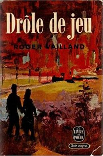 Playing with Fire (Vailland novel) - later 1960s Le Livre de poche edition of the novel
