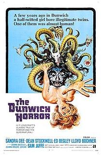 <i>The Dunwich Horror</i> (film) 1970 film by Daniel Haller