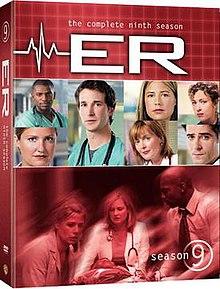 ER (season 9) - Wikipedia