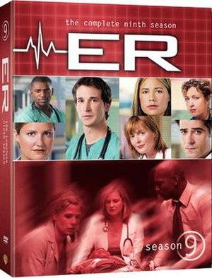 ER (season 9) - Image: ER Season 9