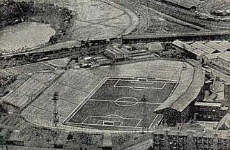 Easter Road - Easter Road in the 1950s.