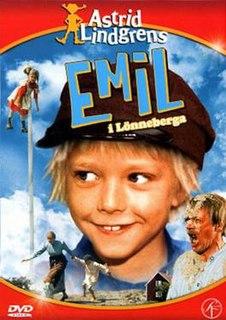 <i>Emil i Lönneberga</i> (film) 1971 film by Olle Hellbom