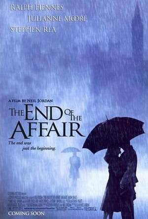 The End of the Affair (1999 film) - Theatrical poster