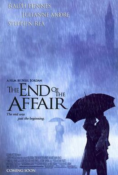 Picture of a movie: The End Of The Affair