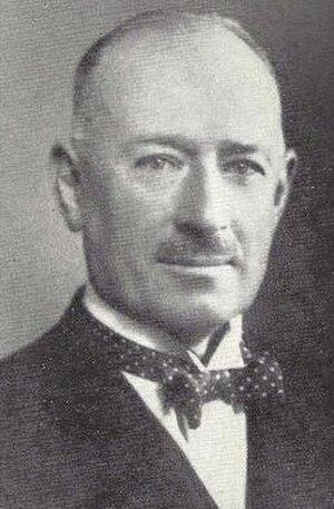 Ernest Clive Atkins - E.C. Atkins CB TD DL JP