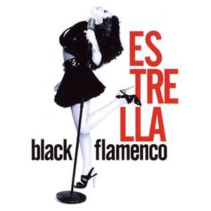 Black Flamenco - Image: Estrella Black Flamenco Frontal
