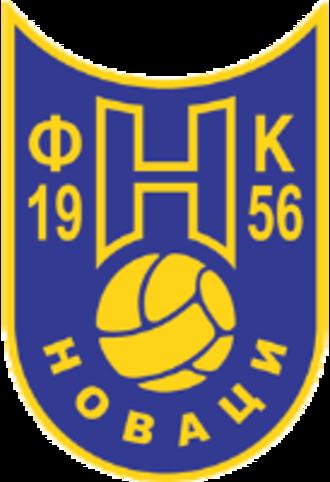 FK Novaci - Image: FK Novaci Logo