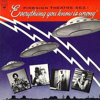 Everything You Know Is Wrong - Image: FST Everything You Know is Wrong album cover