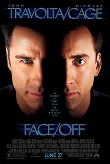 <i>Face/Off</i> 1997 American action film by John Woo