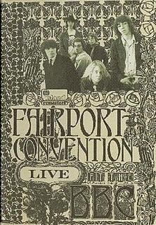 <i>Live at the BBC</i> (Fairport Convention album) 2007 compilation album by Fairport Convention