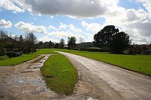 Farley Green, Surrey - Image: Farley green