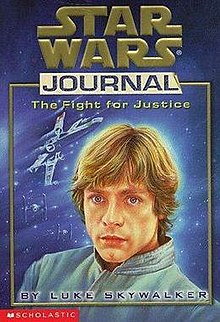 Star Wars Journal The Fight For Justice Wikipedia