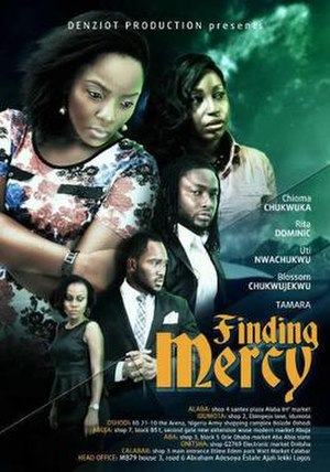 Finding Mercy - Theatrical Poster
