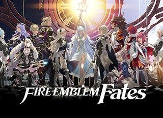 <i>Fire Emblem Fates</i> Video game for the Nintendo 3DS