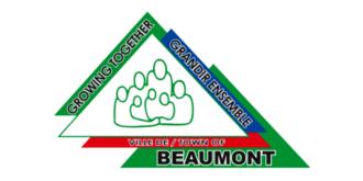 Beaumont, Alberta - Image: Flag of Beaumont