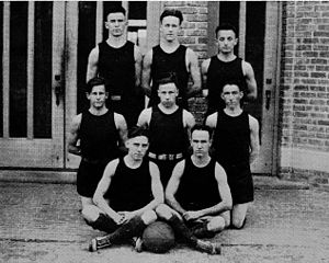 Florida Gators men's basketball - The 1920–21 Florida Gators basketball team.