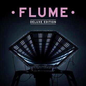 Flume (album) - Image: Flume Deluxe Edition album cover