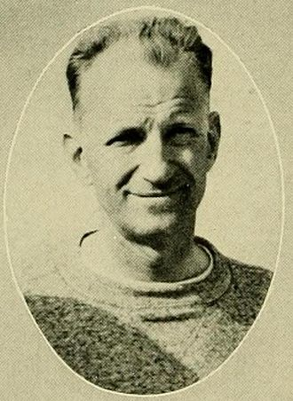 Frank Dobson (American football) - Dobson at Maryland in 1936
