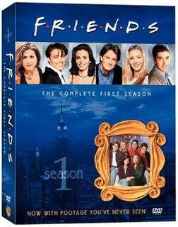 <i>Friends</i> (season 1) Season of television series