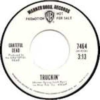 Truckin' - Image: GD Truckin Promo Single