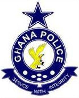 Ghana Police Service - Image: Ghana Police Service (GPS) logo