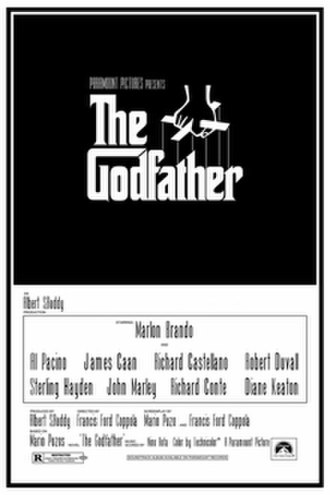The Godfather - Theatrical release poster