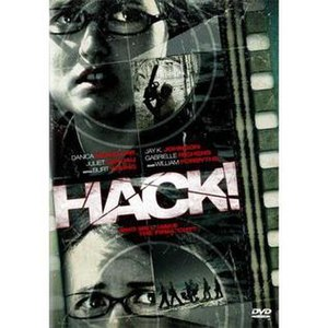 Hack! - Hack! theatrical poster