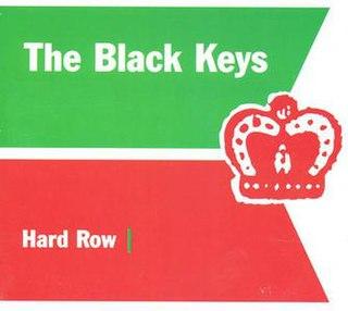 Hard Row single by The Black Keys