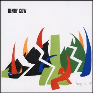 Western Culture (album) - Image: Henry Cow Album Cover Western Culture