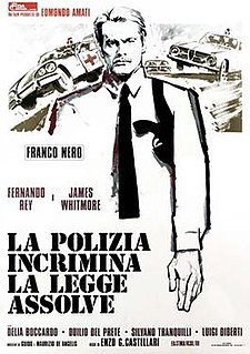 <i>High Crime</i> 1973 film by Enzo G. Castellari