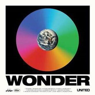 Wonder (Hillsong United album) - Image: Hillsong United Wonder