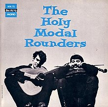 Holy Modal Rounders - The Holy Modal Rounders.jpg