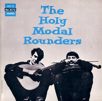The Holy Modal Rounders (album) - Image: Holy Modal Rounders The Holy Modal Rounders