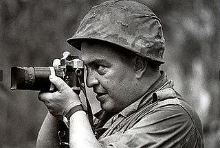 Horst Faas German photojournalist