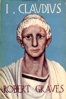 I, Claudius (1934) 1st edition book cover.jpg