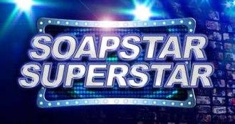 Soapstar Superstar - Image: ITV Soapstar Superstar