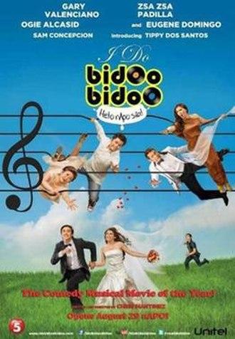 I Do Bidoo Bidoo: Heto nAPO Sila! - Theatrical movie poster