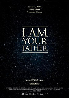 <i>I Am Your Father</i> 2015 Spanish documentary film directed by Marcos Cabotá