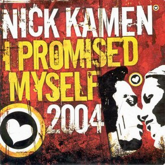 I Promised Myself - Image: I promised myself 2004