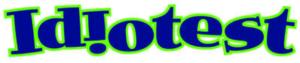 Idiotest - Image: Idiotest logo