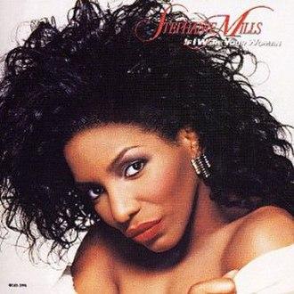 If I Were Your Woman (Stephanie Mills album) - Image: Ifiwereyourwomanstep haniemills