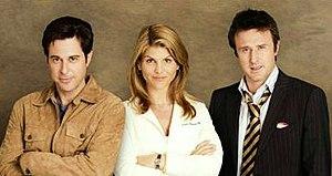 In Case of Emergency (TV series) - Jonathan Silverman, Lori Loughlin, and David Arquette